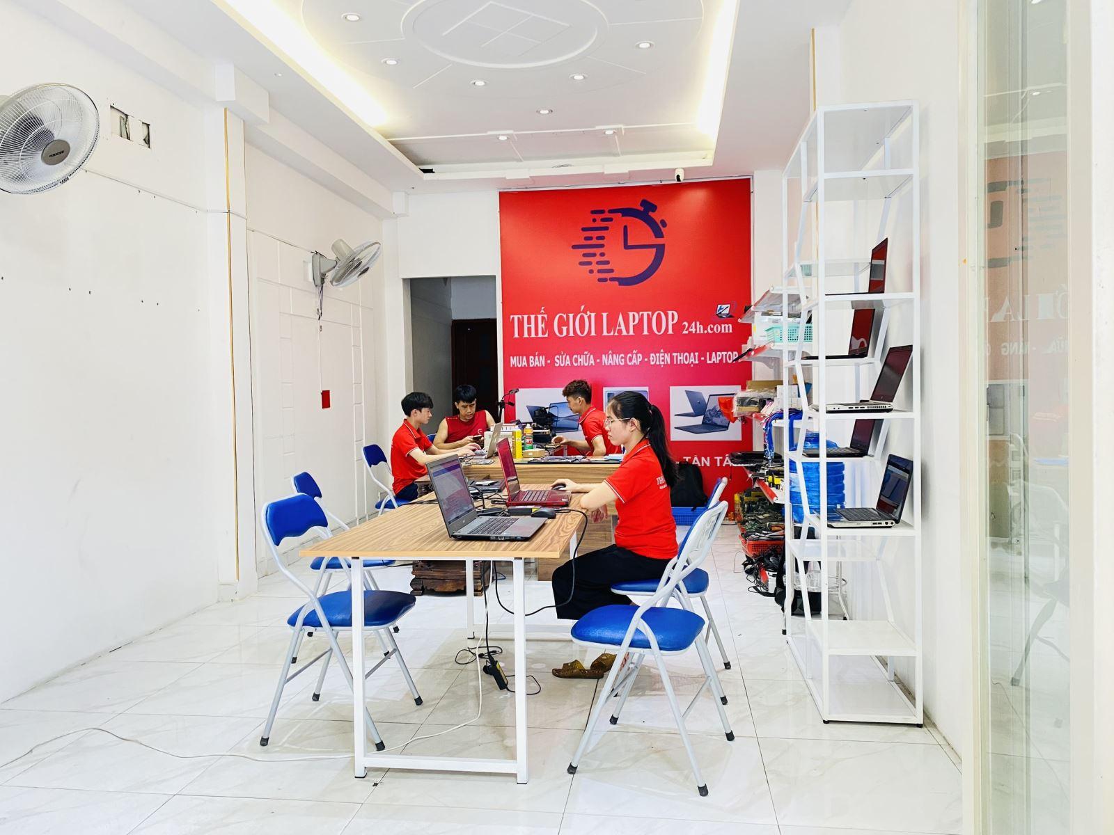 Sửa laptop giá rẻ tại quận phú nhuận